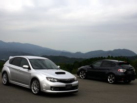 Ver foto 30 de Subaru Impreza WRX STi 2008