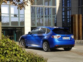 Ver foto 11 de Subaru Impreza WRX STi 2008