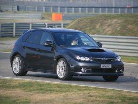 Ver foto 10 de Subaru Impreza WRX STi 2008