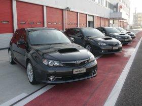Ver foto 4 de Subaru Impreza WRX STi 2008