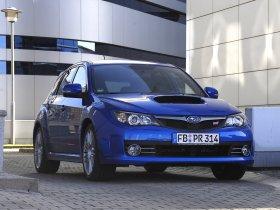 Ver foto 1 de Subaru Impreza WRX STi 2008