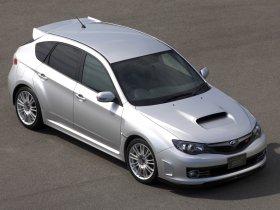 Ver foto 24 de Subaru Impreza WRX STi 2008