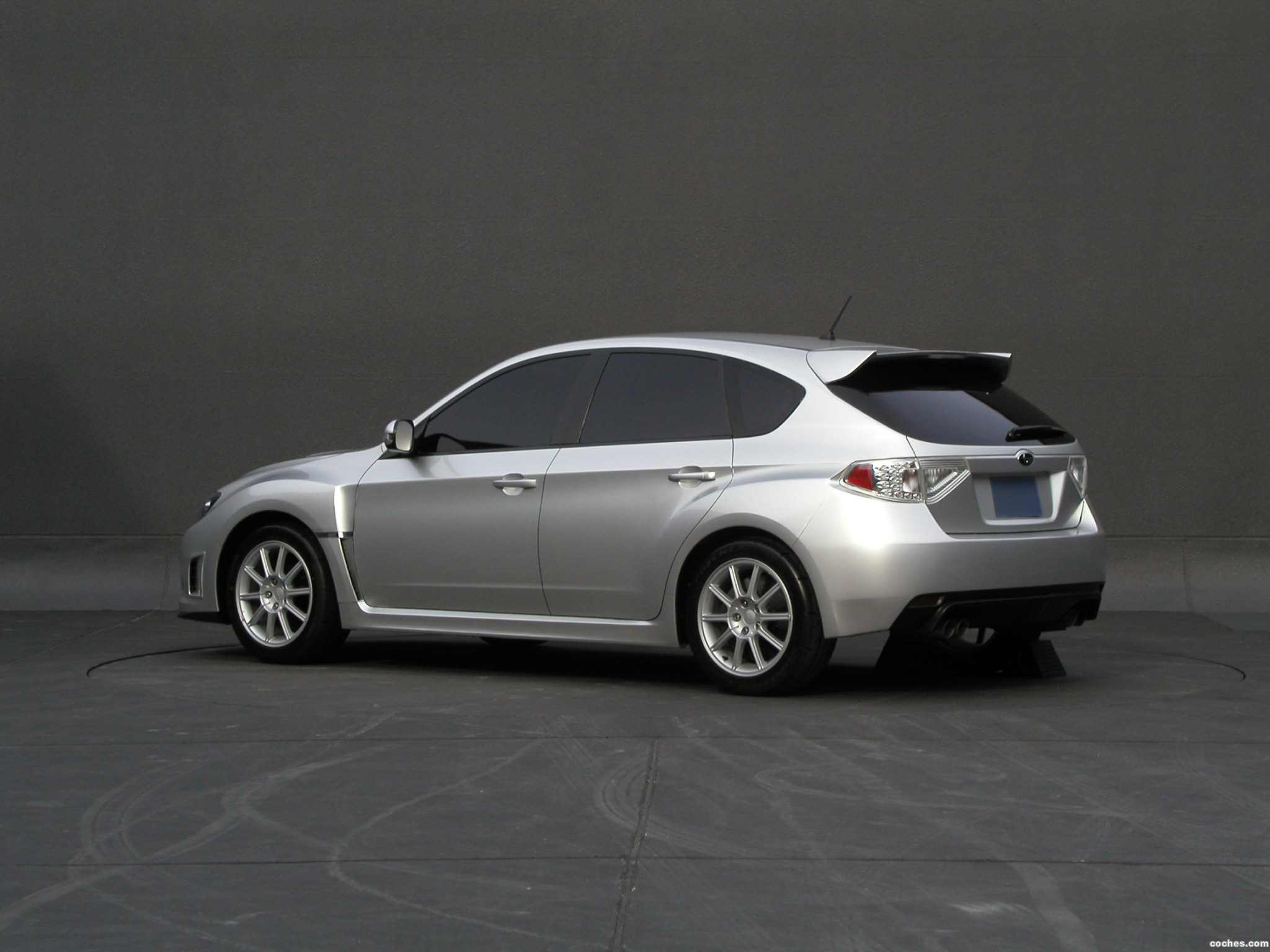 Foto 21 de Subaru Impreza WRX STi 2008