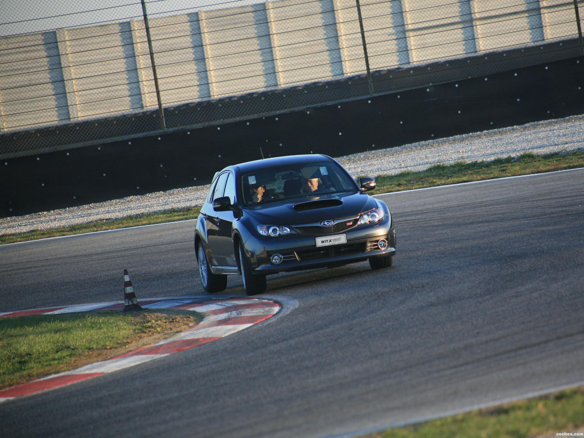 Foto 8 de Subaru Impreza WRX STi 2008