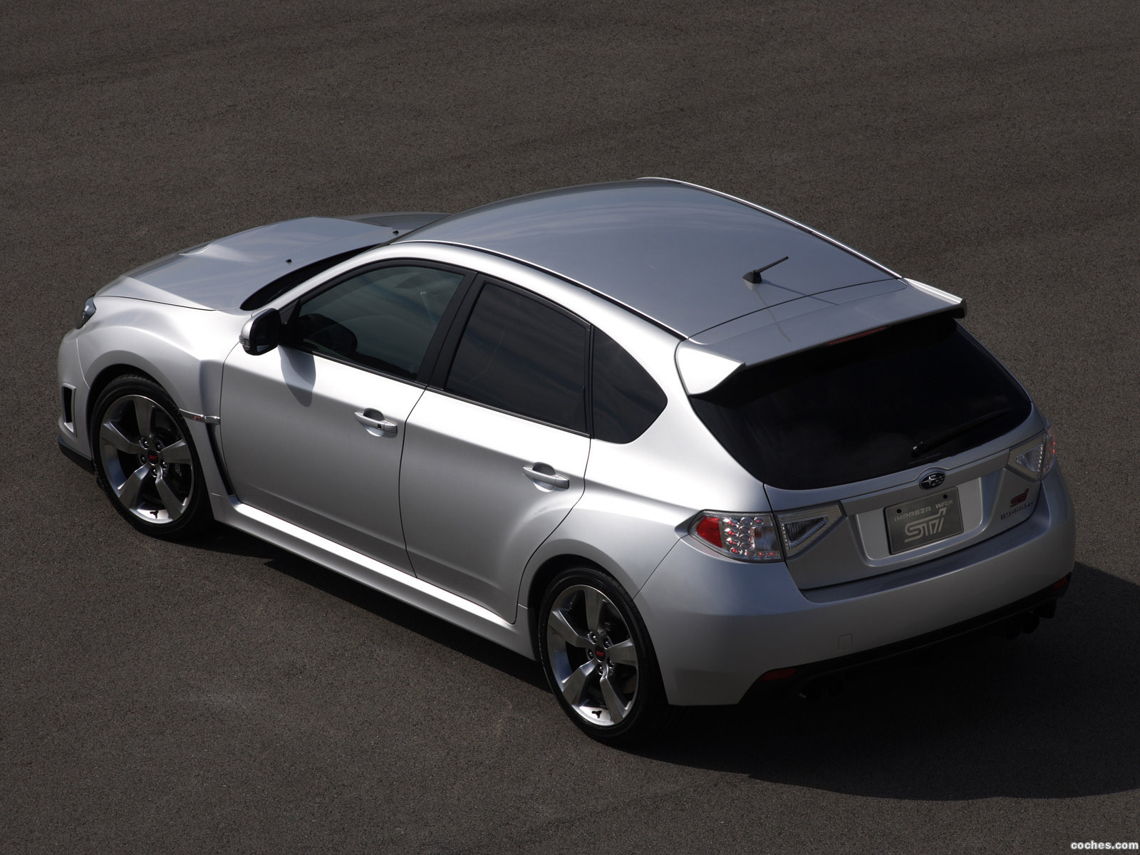 Foto 27 de Subaru Impreza WRX STi 2008