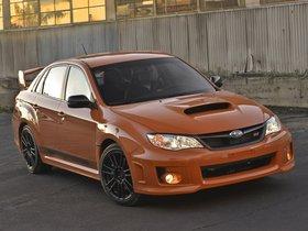 Ver foto 2 de Subaru WRX STi 2013