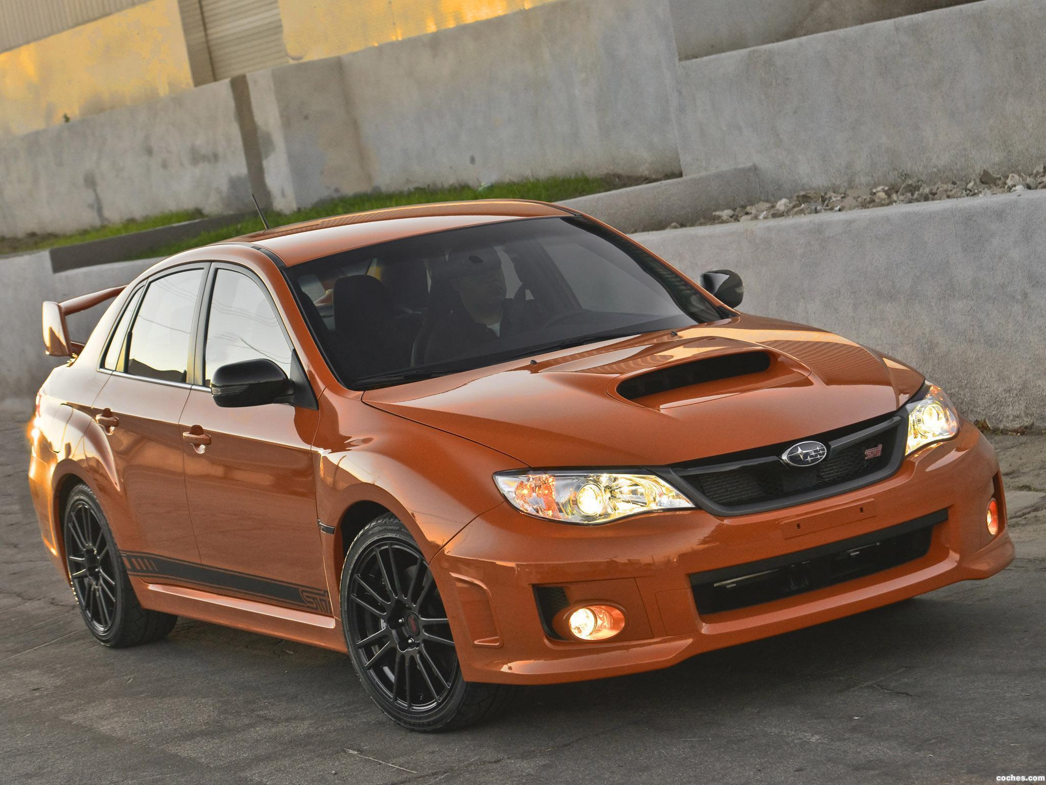 Foto 0 de Subaru WRX STi 2013