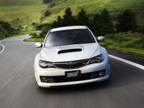 Fotos de Subaru Impreza WRX STi 20th Anniversary 2008
