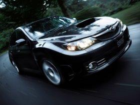 Ver foto 6 de Subaru Impreza WRX STi A-Line 2009