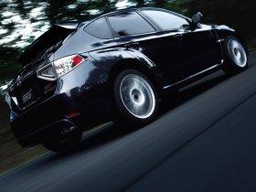 Ver foto 5 de Subaru Impreza WRX STi A-Line 2009