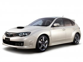 Ver foto 4 de Subaru Impreza WRX STi A-Line 2009