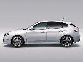 Ver foto 3 de Subaru Impreza WRX STi A-Line 2009