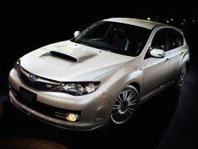 Fotos de Subaru Impreza WRX STi A-Line 2009