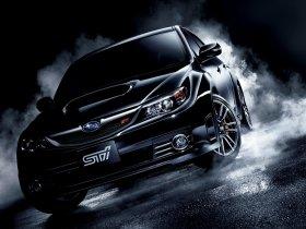 Fotos de Subaru Impreza WRX STi A-Line Type-S 2010