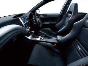Ver foto 3 de Subaru Impreza WRX STi Carbon 2009