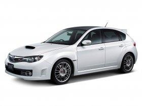 Ver foto 2 de Subaru Impreza WRX STi Carbon 2009