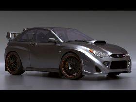 Ver foto 2 de Subaru Impreza WRX STi Design Concept 2007