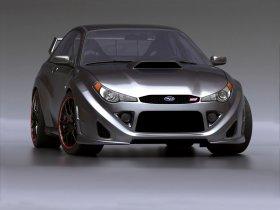 Fotos de Subaru Impreza WRX STi Design Concept 2007