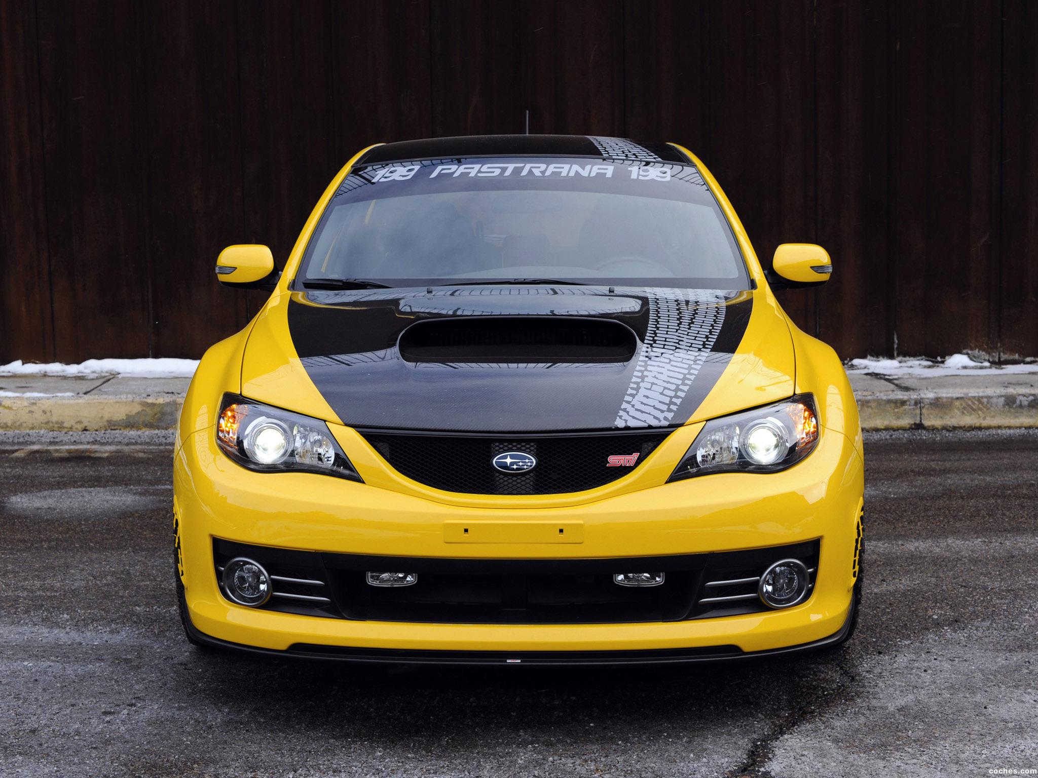 Foto 0 de Subaru Impreza WRX STi Pastrana 199 2009