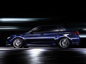 Ver foto 2 de Subaru Impreza WRX STi Sedan A-Line 2010