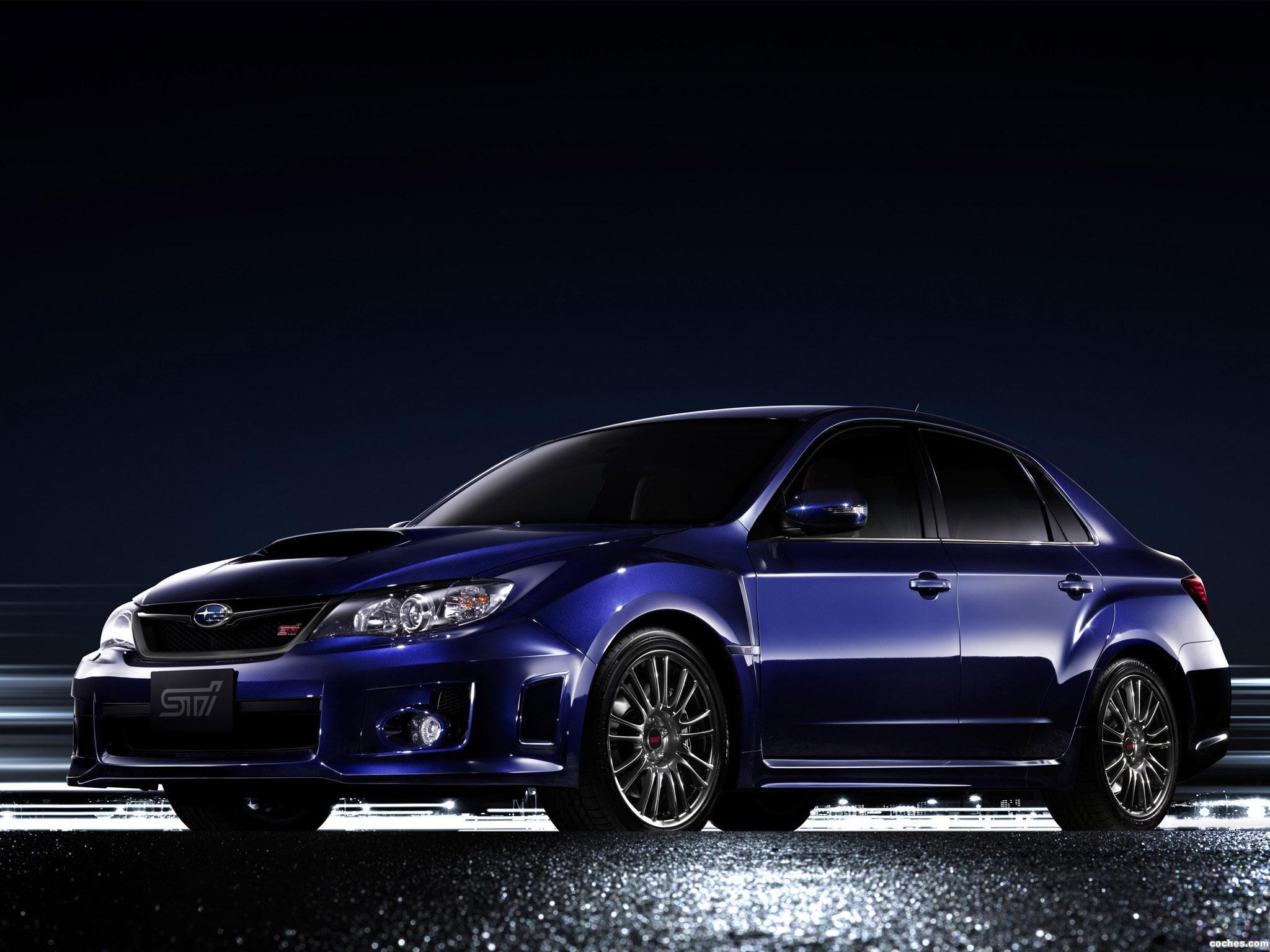 Foto 0 de Subaru Impreza WRX STi Sedan A-Line 2010