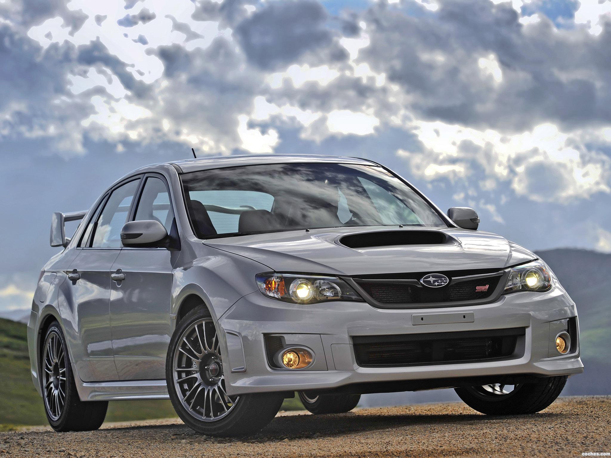 Foto 20 de Subaru Impreza WRX STi Sedan USA 2010