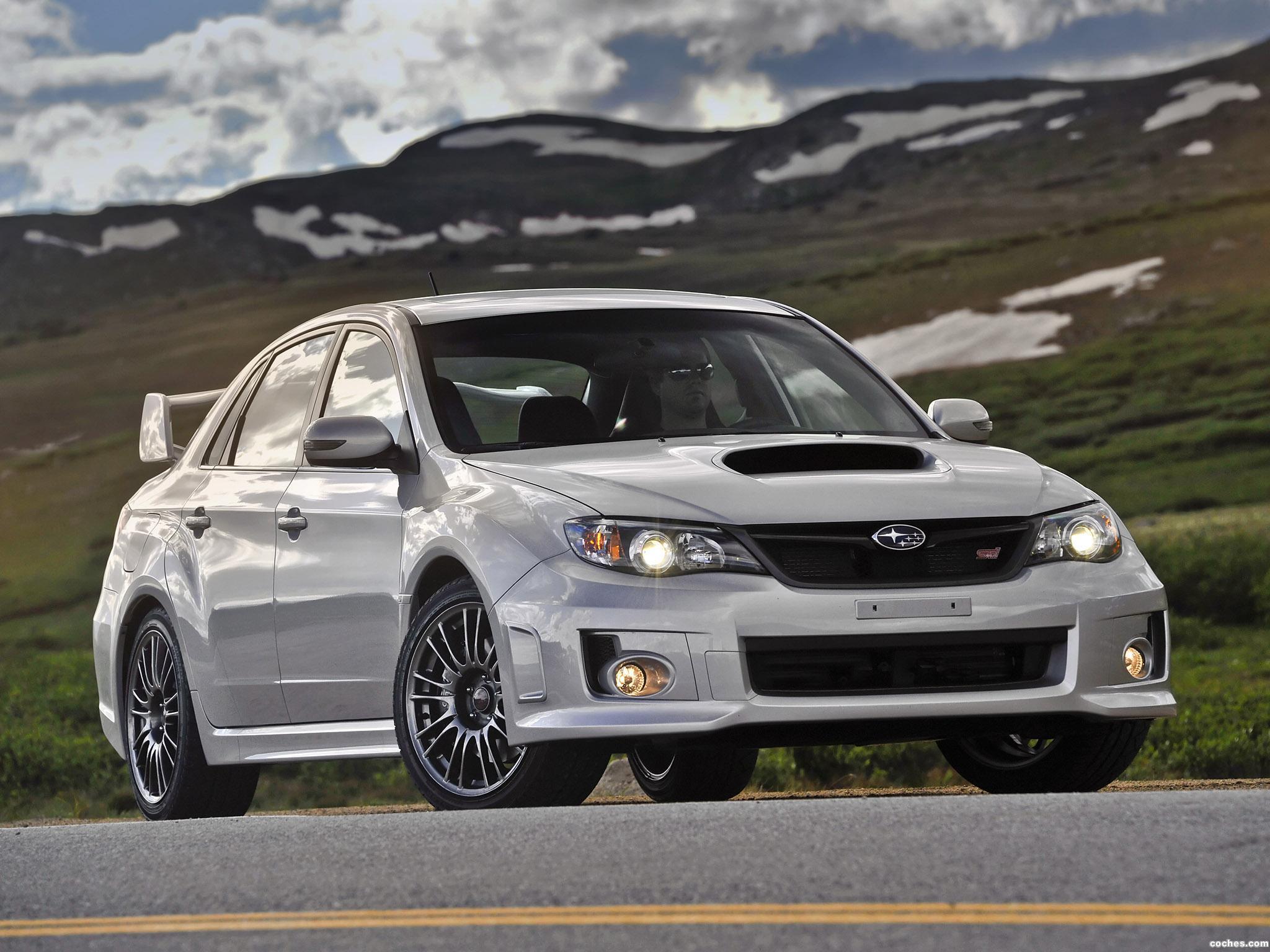 Foto 19 de Subaru Impreza WRX STi Sedan USA 2010