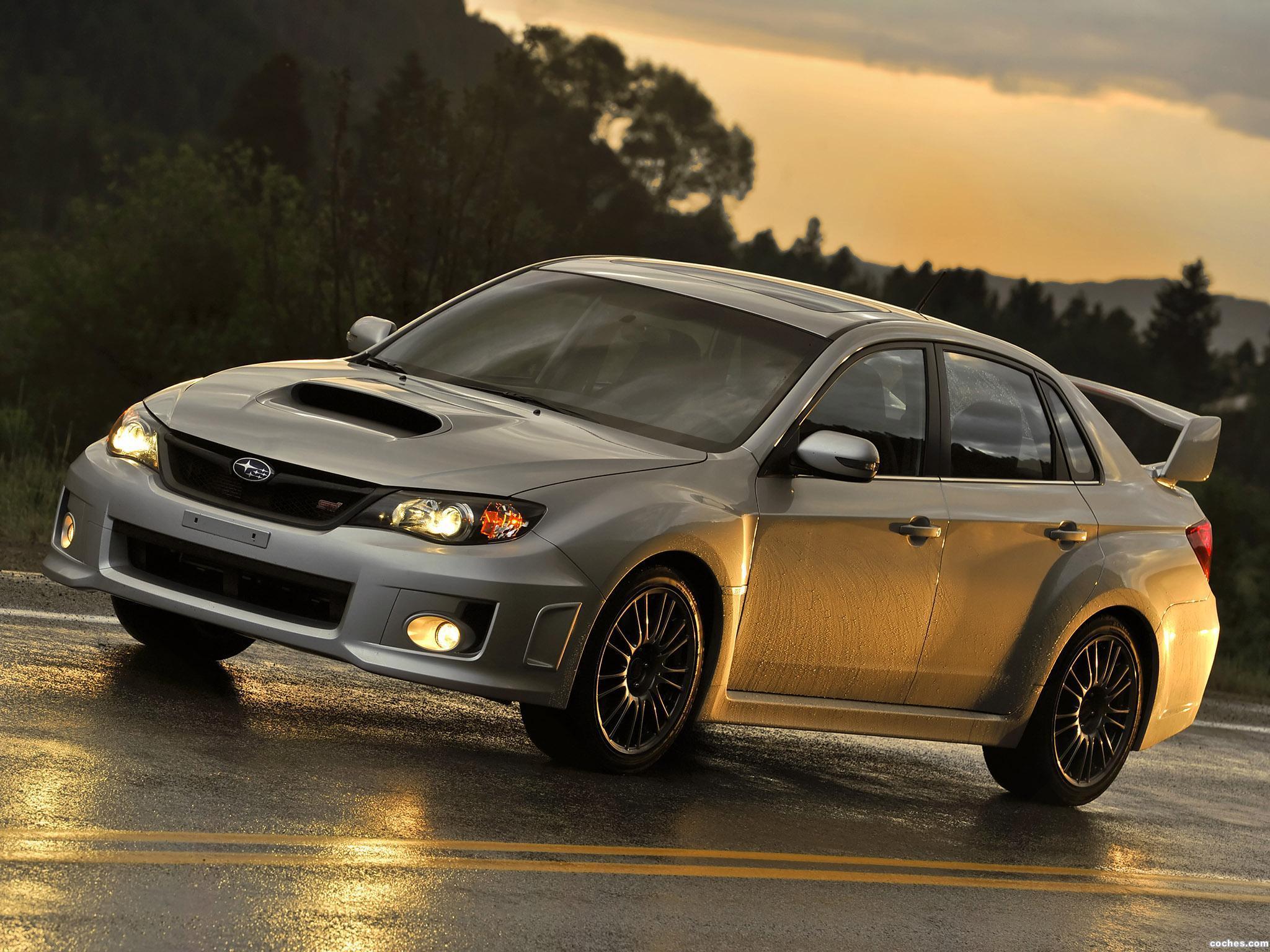 Foto 10 de Subaru Impreza WRX STi Sedan USA 2010