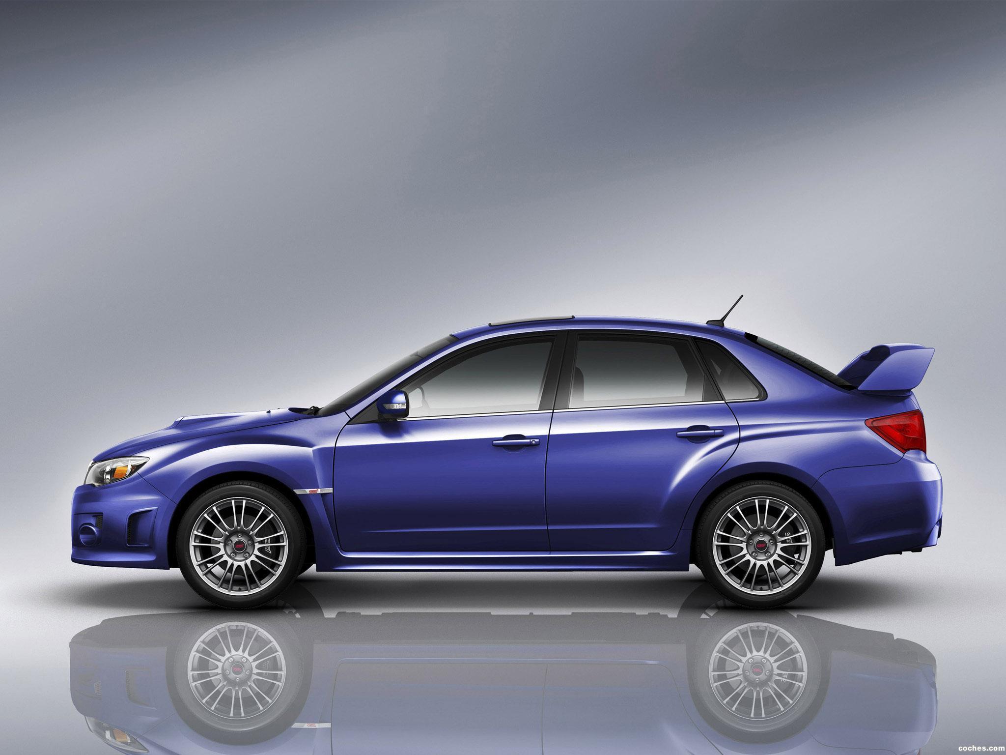 Foto 2 de Subaru Impreza WRX STi Sedan USA 2010
