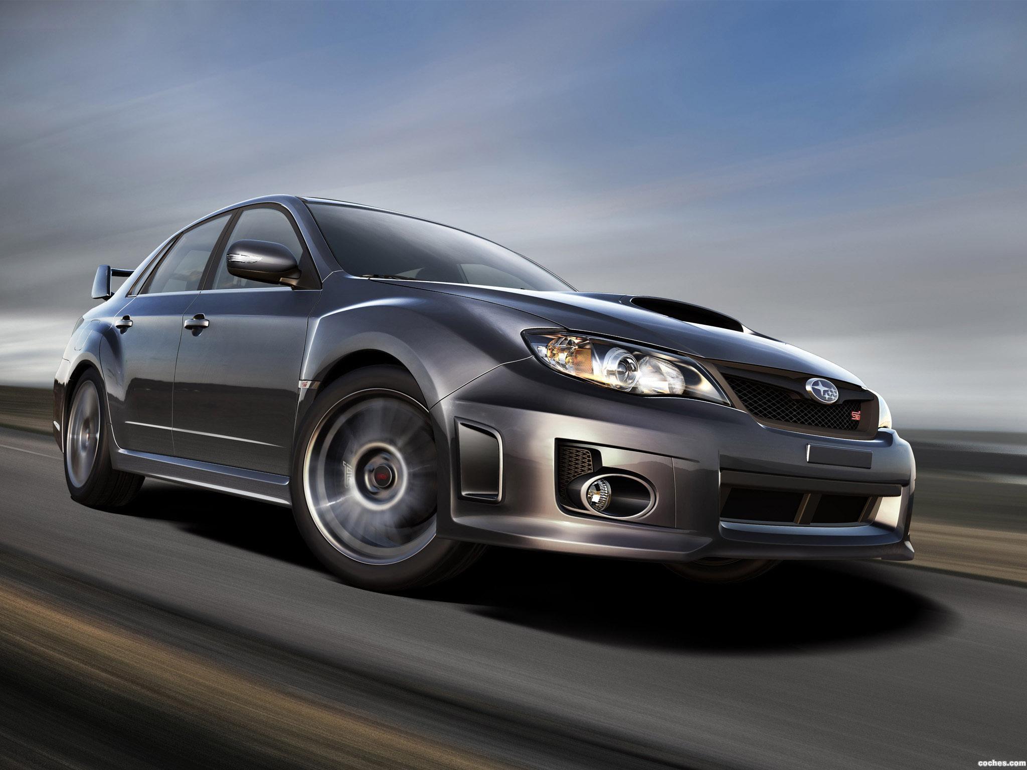 Foto 0 de Subaru Impreza WRX STi Sedan USA 2010