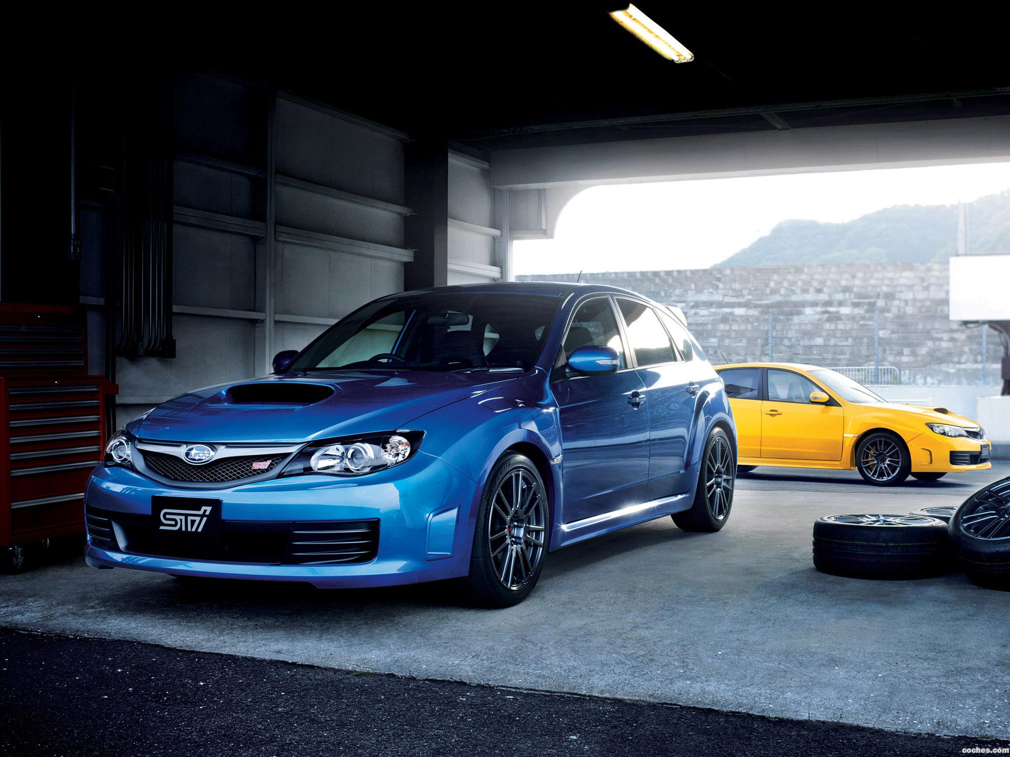 Foto 0 de Subaru Impreza WRX STi Spec C 2009