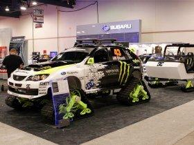 Ver foto 2 de Subaru Impreza WRX STi Trax 2009