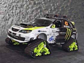 Fotos de Subaru Impreza WRX STi Trax 2009