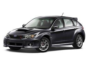 Fotos de Subaru Impreza WRX STi USA 2010