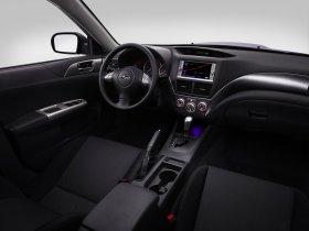 Ver foto 7 de Subaru Impreza WRX Sedan 2008