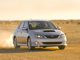 Ver foto 6 de Subaru Impreza WRX Sedan 2008
