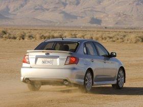 Ver foto 4 de Subaru Impreza WRX Sedan 2008