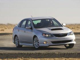 Ver foto 3 de Subaru Impreza WRX Sedan 2008