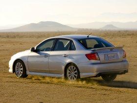 Ver foto 2 de Subaru Impreza WRX Sedan 2008