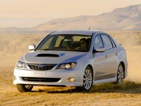 Fotos de Subaru Impreza WRX Sedan 2008
