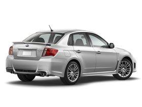 Ver foto 3 de Subaru Impreza WRX Sedan USA 2010