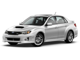 Fotos de Subaru Impreza WRX Sedan USA 2010