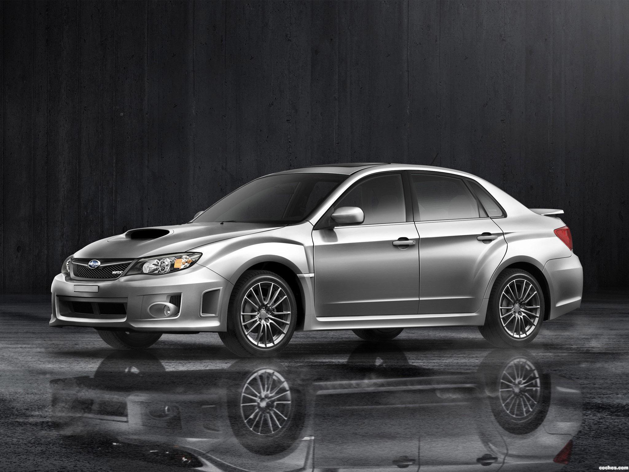 Foto 1 de Subaru Impreza WRX Sedan USA 2010