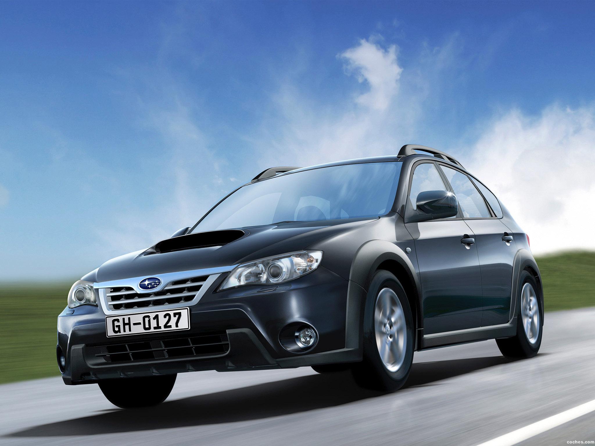 Foto 0 de Subaru Impreza XV 2.0d 2010