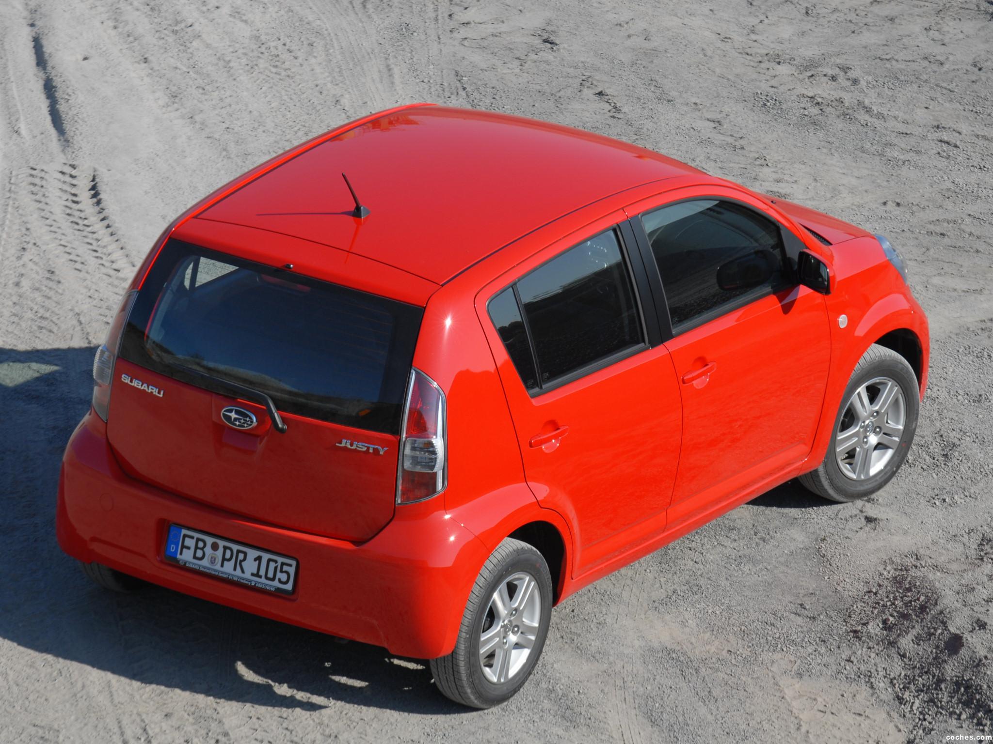 Foto 6 de Subaru Justy 2008