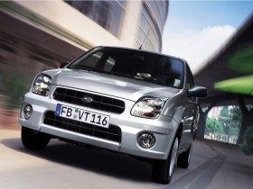 Ver foto 3 de Subaru Justy G3X 2004
