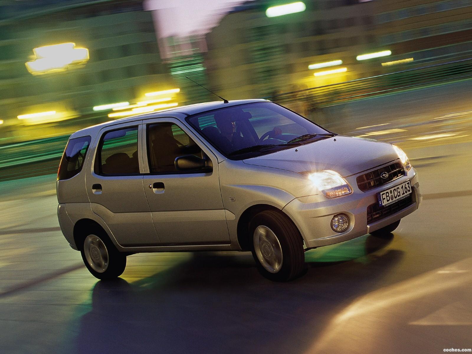 Foto 0 de Subaru Justy G3X 2004
