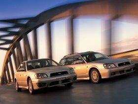 Ver foto 2 de Subaru Legacy 1998