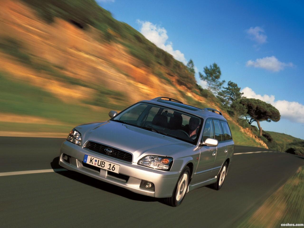 Foto 0 de Subaru Legacy 1998