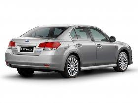 Ver foto 2 de Subaru Legacy Sport Sedan 2009